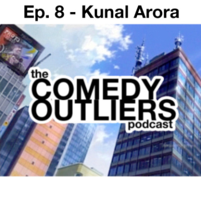 The Comedy Outliers Podcast's Mike Brown the REMIX (@yomikebrown) and Brandon Collins (@frodo_blackins) welcome comedian Kunal Chand (@kunalviews) to discuss Kunal's plan for comedy domination, drinking recklessly (with bottles!) and being in a relationship with a fellow comic. Rate, subscribe and enjoy!