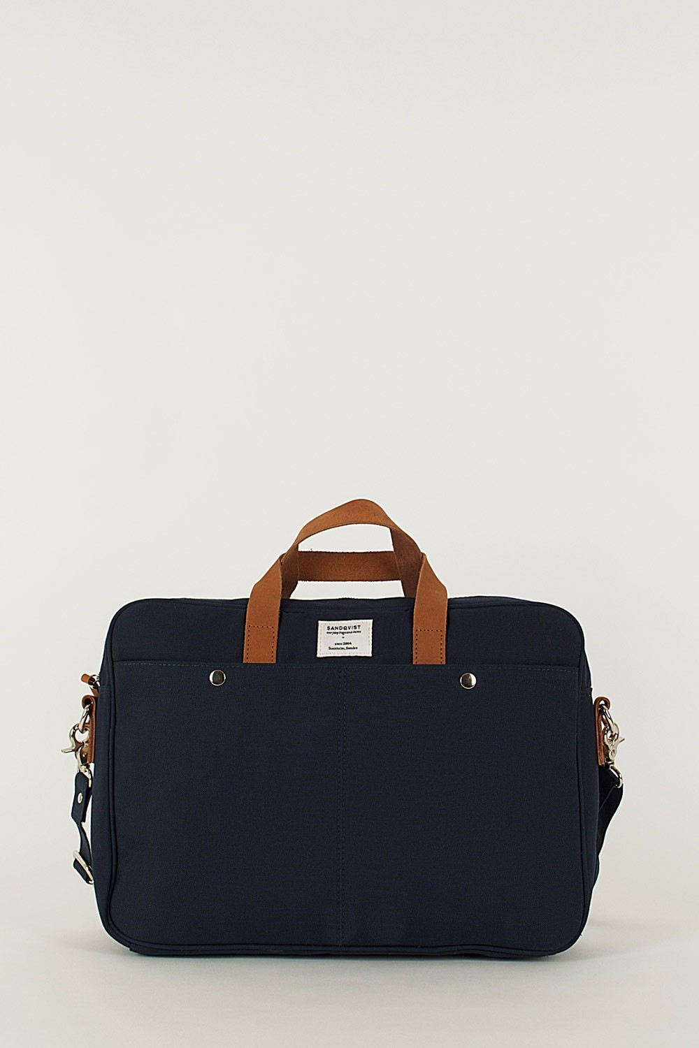 monopolist:  Sandqvist Blue Mats Laptop Bag