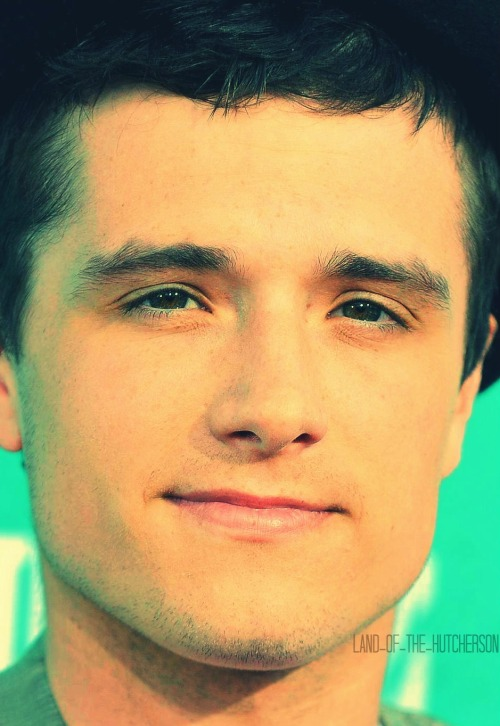 last-hope-dandelion:  land-of-the-hutcherson:  Close-ups of Josh Hutcherson (a picture a day until Catching Fire) Day 210/408  OH dear god.