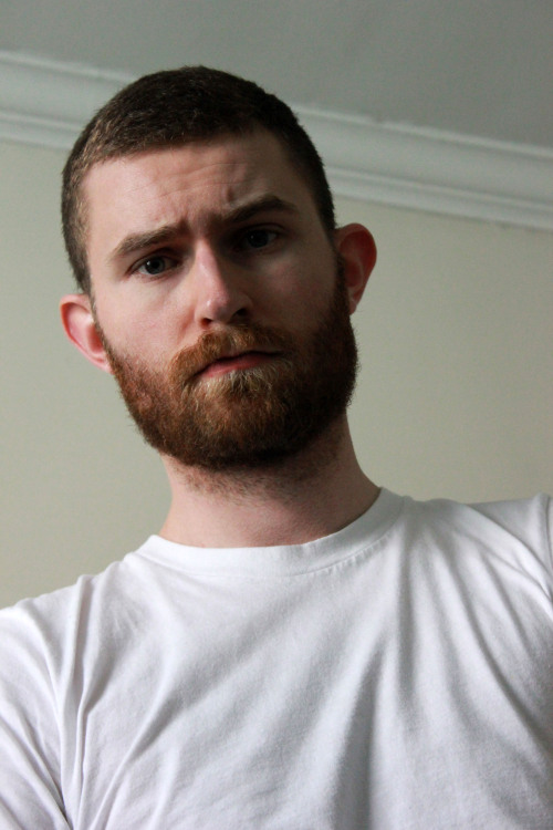 vikingposts:  beardsftw:  goldfarts:  self portrait 2.  [[ Follow BeardsFTW! ]]  Very nice beard.