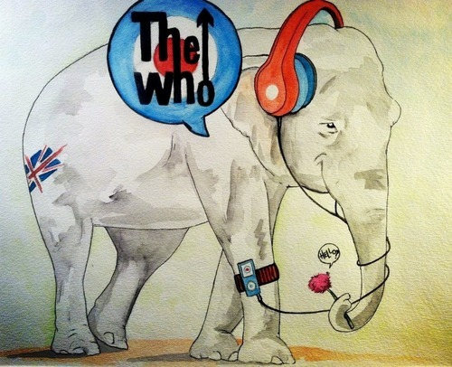 Horton hears the who….  ❤