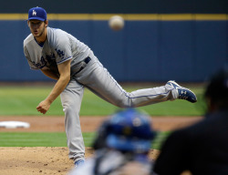 Kershaw fired another gem in last night's win.