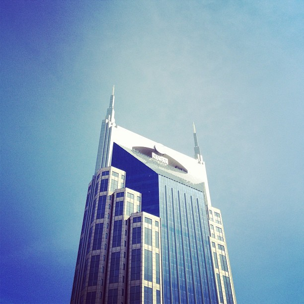 jondicus:  batman building… #nashville