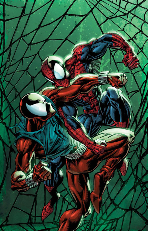 Spider-Man Vs. The Scarlet Spider - POW!