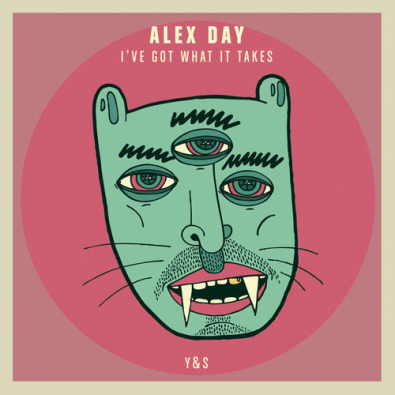 'I've Got What It Takes' by Alex DayAlex Day's 'I've Got What It Takes' is stuck in my head and has been for the past two days.