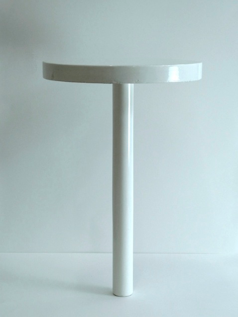 kimvi:  Tipping Point Stool, Gloss paint 2011