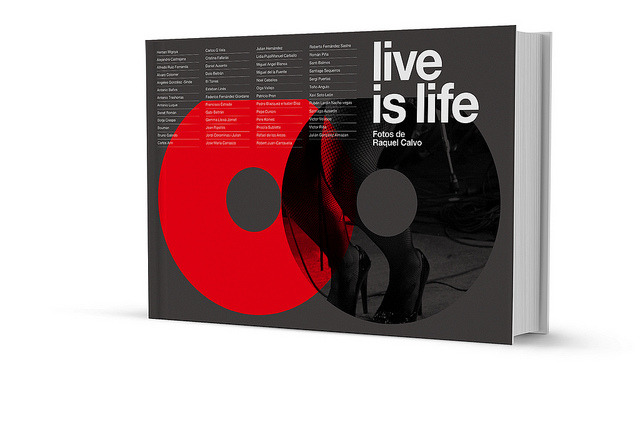 live is life alternative cover on Flickr.