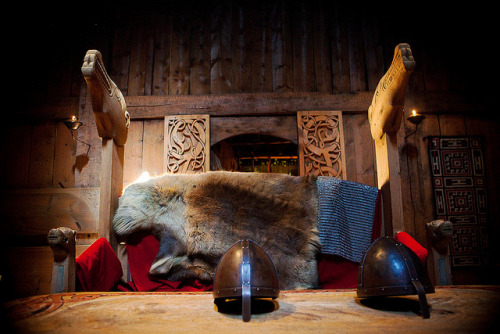 bathorynordland:  Viking Museum by Mel Toledo on Flickr.