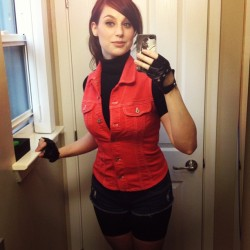 Claire Redfield WIP