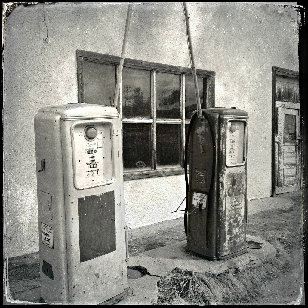 Old Pumps- Explored 3/7 (by pam's pics-)
