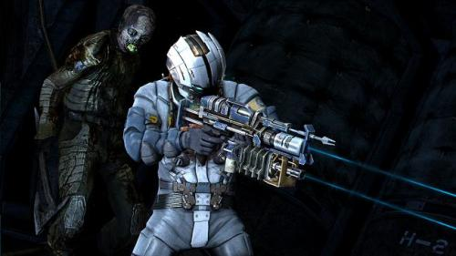 Dead Space 3 better with Kinect?Do you want to play it on Kinect?