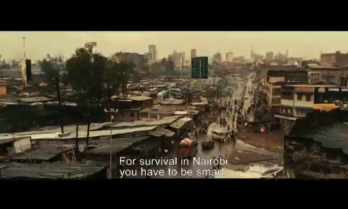 "Nairobi Half Life African Film Festival  I just wish i could of made the festival b4 the last day…im not a ""movie person"" but i really liked this one."