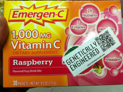 there seems to be an emergency when we treat emergencies with GMOs!