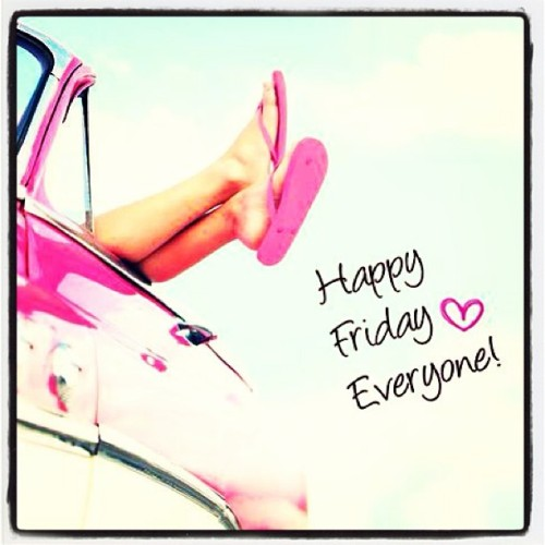 💕Happy Friday Friends 💕 #ffp #friday #tgif #weekend