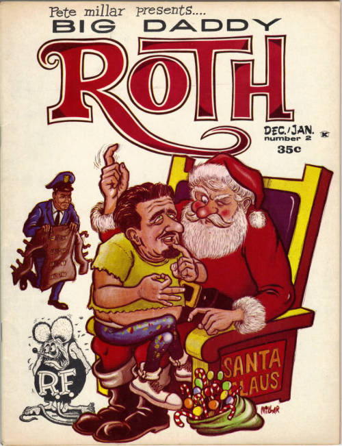 MERRY CHRISTMAS from ED ROTH RULES!!!