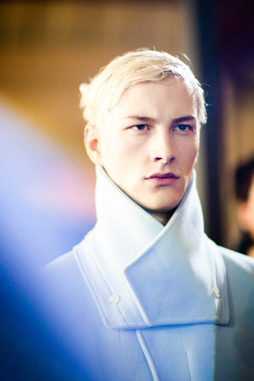 @Kenzo_Paris AW13 Show in Firenze, Italy January 10, 2013 Photo: Melodie Jeng
