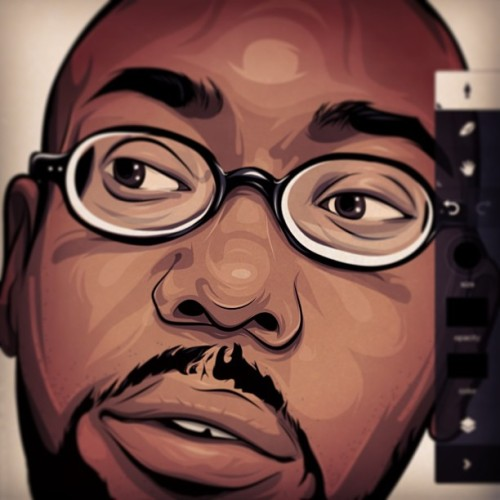 rob-zilla:  Here's a #warmup #illustration of @kevbrownpictures done on my #ipad using #adobeideas & #wacom #bamboostylus. #illo #kevbrown #lowbudgetcrew #krackenoff