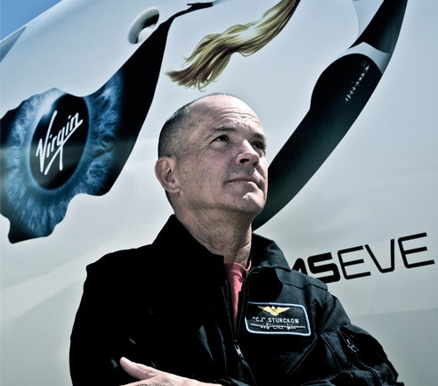"Virgin Galactic Hires Former NASA Astronaut as Spaceship PilotJust a week after Virgin Galactic made history with its first rocket-powered test flight, the commercial spaceflight company announced that it is hiring two veteran pilots, including a former NASA astronaut, who will help bring space tourists to new heights above Earth. Retired U.S. Air Force Lt. Col. Michael ""Sooch"" Masucci and former NASA space shuttle commander Frederick ""CJ"" Sturckow will work out of Virgin Galactic's Mojave, Calif., location to conduct flight training and testing with the suborbital SpaceShipTwo and its mothership, WhiteKnightTwo, the company said in a statement.  Sturckow is the first astronaut to be plucked from NASA's ranks by Virgin Galactic. He logged more than 1,200 hours in space over four shuttle missions, including STS-88, the first U.S. launch to the International Space Station in 1998. A retired U.S. Marine Corps colonel, Sturckow also has 26 years of military flight experience under his belt. [Photos: Virgin Galactic's 1st SpaceShipTwo Powered Flight Test]  ""CJ will certainly be missed by the Astronaut Office,"" said Bob Behnken, chief of the Astronaut Office at NASA's Johnson Space Center in Houston. ""He was a role model for leadership, and his expertise as an aviator and shuttle commander led to the success of the shuttle and station missions. His experience in spaceflight and ground operations will be difficult to replace within our organization. We look forward to his continued contributions to the future of spaceflight as he moves on to the next phase of his career.""  Masucci, meanwhile, is an experienced test and combat pilot who has logged more than 9,000 flying hours in 70 different types of airplanes and gliders.   A suborbital trip aboard SpaceShipTwo promises to bring passengers to the edge of space and back for $200,000 a ride. The flights would not make a full orbit of Earth, but they would allow passengers to experience brief periods of weightlessness and glimpse the planet from space.  ""Viewing the Earth from space is such a unique and unforgettable experience,"" Sturckow said in a May 8 statement. ""I'm excited to be a part of the Virgin Galactic team that is revolutionizing access to space, making this opportunity a possibility for all.""  Virgin Galactic, founded by the British billionaire Sir Richard Branson, held its latest, and 26th, test flight of SpaceShipTwo on April 29 at California's Mojave Air and Space Port.  The vehicle was brought into the air by the carrier WhiteKnightTwo. After it was released, SpaceShipTwo went on to reach a maximum altitude of 56,000 feet (17,000 meters) before it flew back to Earth. In a first, the space plane also fired its rocket engines during the flight, which propelled the vehicle to a supersonic speed of Mach 1.2. (Mach 1, the speed of sound, is about 762 mph, or 1,226 km/h, at sea level.)  Virgin Galactic officials have said that SpaceShipTwo could carry passengers as soon as this year or 2014. More than 500 people have signed up for the flights, which will be run out of Spaceport America in New Mexico once the testing phase is complete.  - - - - - - - - - -   Stay Curious! Watch Black Sky : The Race For Space about Space Ship One, and how a small team backed by Paul Allen achieved human suborbital spaceflight and win the Ansari X Prize. The documentary provides insight about how the rocketplane was built, the challenge they faced when they flew it, the vision of Burt Rutan about the future of this technology (tier two and three), and his thoughts about NASA and government. [x]"