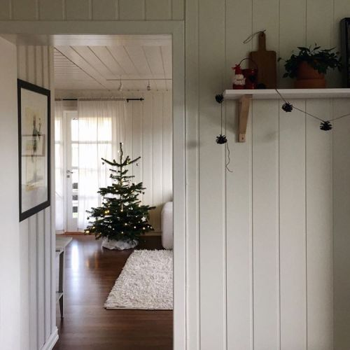 Christmas festive Interior house