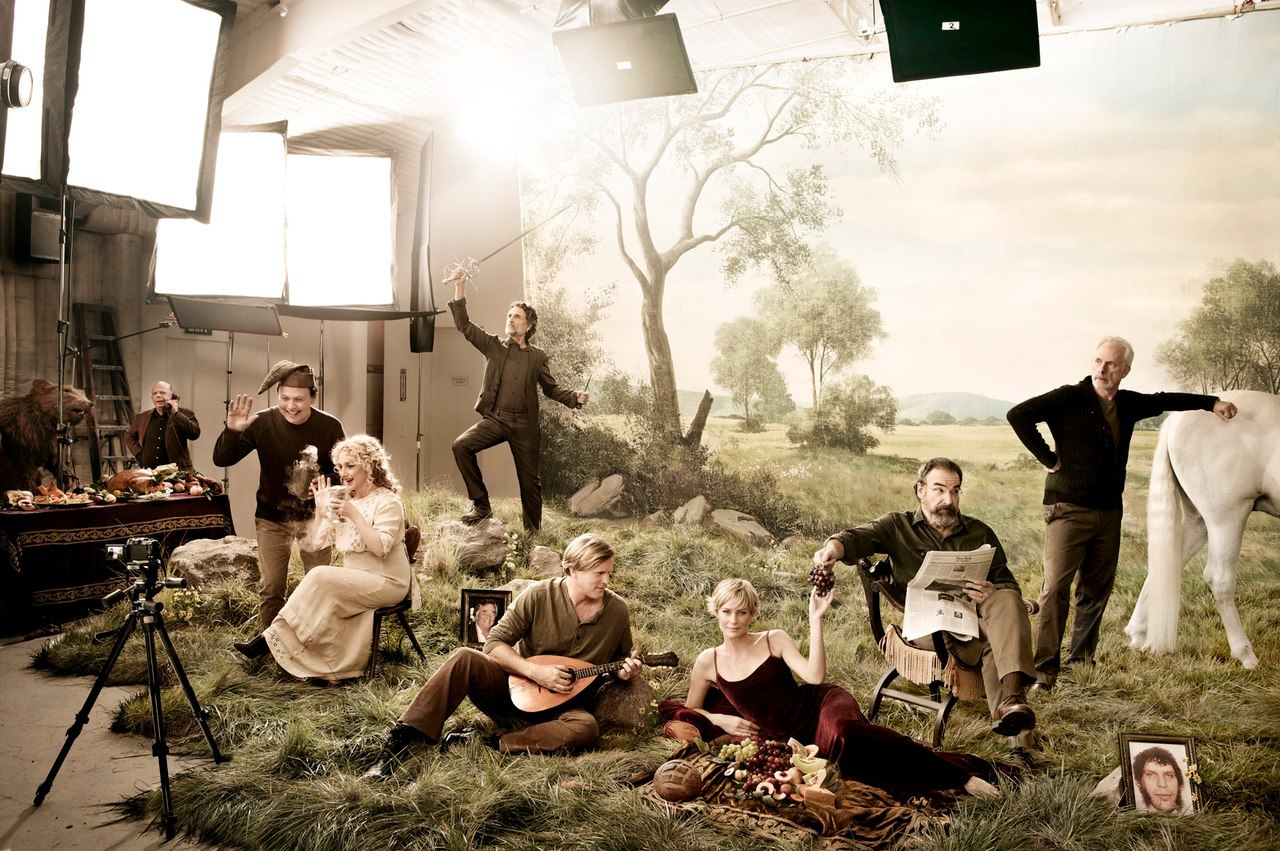 eyesofdj:  The Princess Bride cast 25 years later…