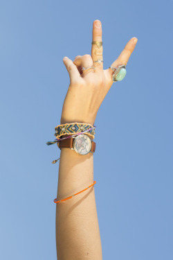 urbanoutfitters:  Around the World Leather Watch - it's BACK!
