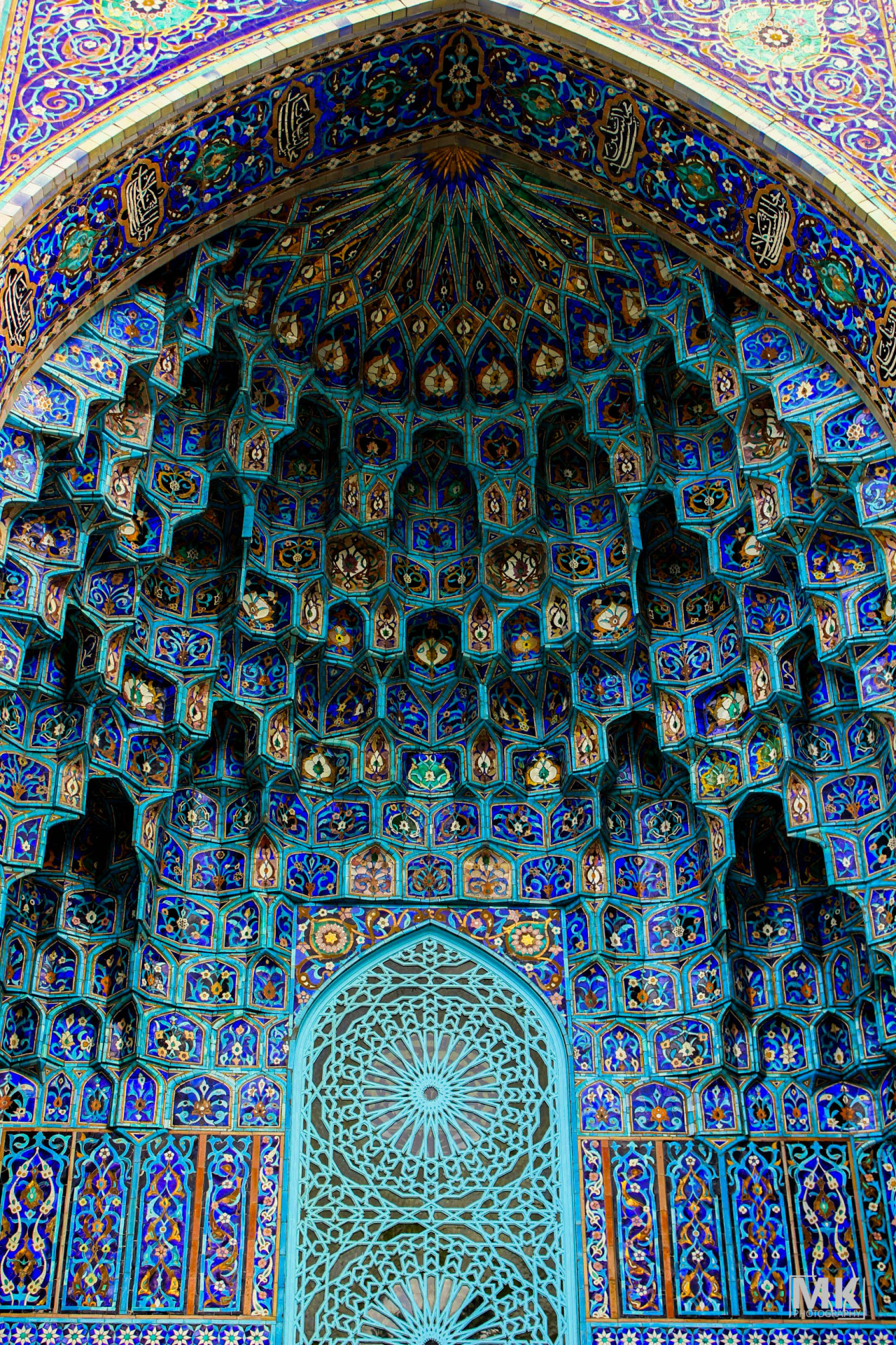 brickhan:  Mosaic Art of Islamic Mosques