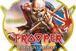 Iron brew: Stockport brewery Robinsons creates real ale for heavy metal legends Iron Maiden - Manchester Evening News