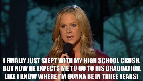 comedycentral:  The series premiere of Inside Amy Schumer is coming soon to Comedy Central, but you can still get your Amy Schumer fix today with her stand-up special Mostly Sex Stuff. It drops today on an extended and uncensored DVD.