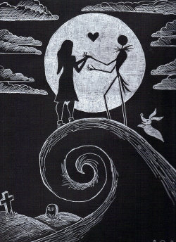 distraction:  The Nightmare Before Christmas