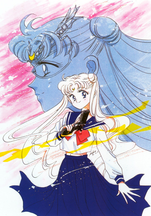 I'm Tsukino Usagi, 14 years old. I'm in the eighth grade. I love rap music, violent video games and I'm a bit of a gun nut. That's about it.