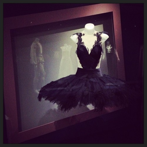 Ballet & Fashion #exhibition at National Gallery of Victoria. #VogueAustralia