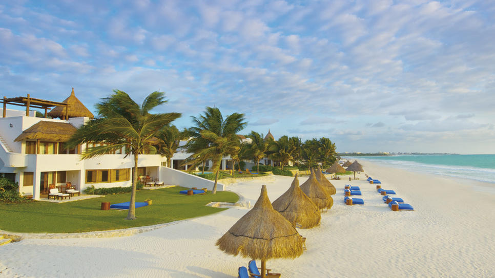 Escape to Maroma Resort and Spa in Mexico