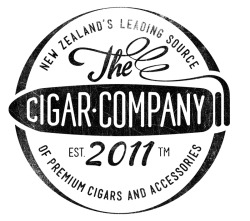 The Cigar CO. Identity New Zealand Design: Alex Ramon Mas