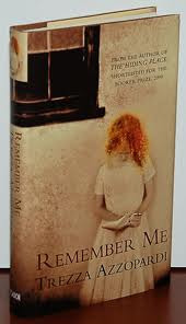 My first selection for the 2013 #50bookpledge will be Remember Me by Trezza Azzopardi, in keeping with my plan to work through my book stack alphabetically by author. Plus it just looks like an awesome book.