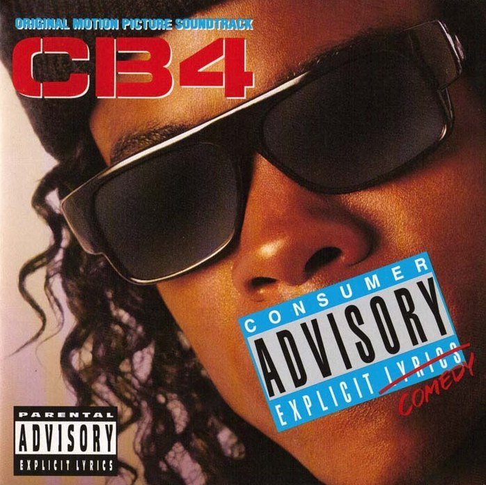 20 YEARS AGO TODAY |3/2/93| The soundtrack to the movie, CB4, was released on MCA Records.