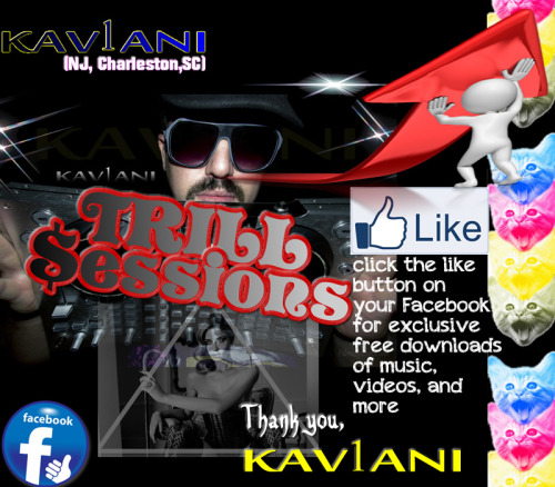 "Click here to go ""like"" my Facebook page for exclusive free download of music, videos, and more"