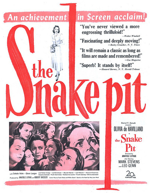 vintascope:  The Snake Pit - 19490104 Look on Flickr.