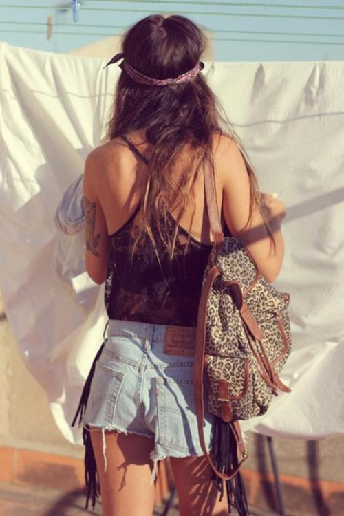 sunshinestylin:  Festival Wear