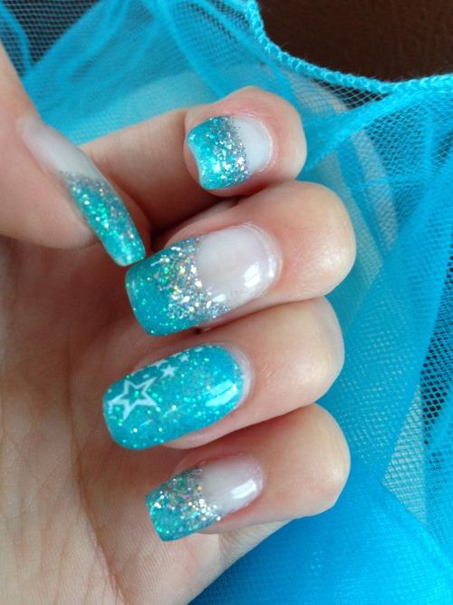 Tumblr Prom Nails