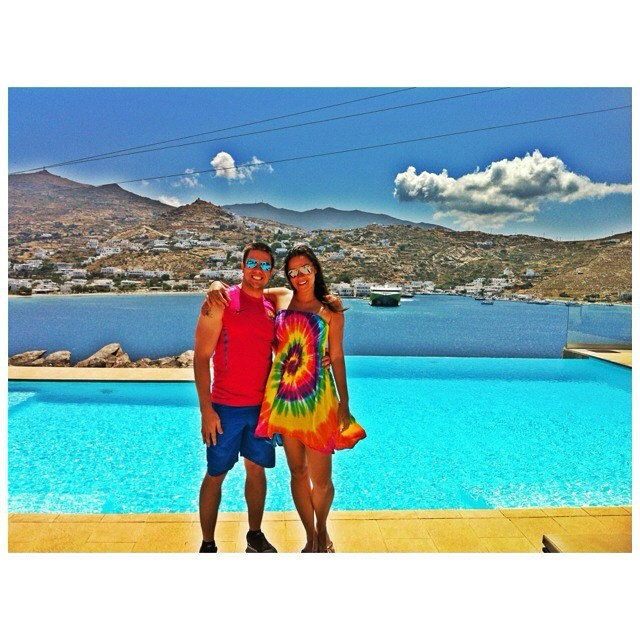 Saudade deste lugar… #tbt #Paradise #ios #iosgreece #iosisland #greece #grécia #viajaréviver #trip #eurotrip