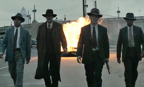 Watch new action-packed TV spot for Gangster Squad Features lots of explosive action…