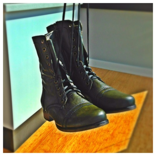 "Best Seller ""Troopa"" from Steve Madden is coming soon in Dark Green!"