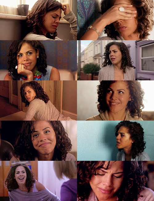 Lenora Crichlow as Annie Sawyer in Being Human