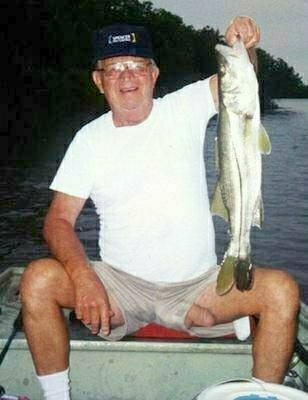 Grandpa was always really proud of his rod.