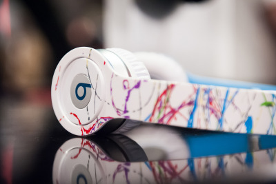 truckerdeluxe:  Futura x Beats By Dre