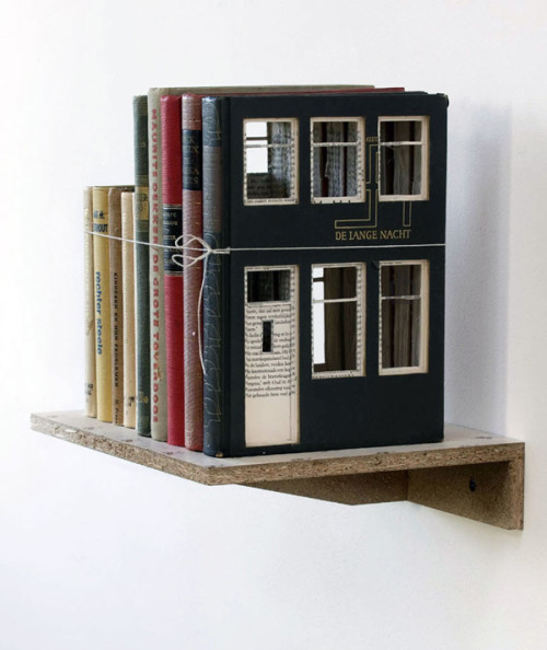 Houses of Books by Frank Halmans