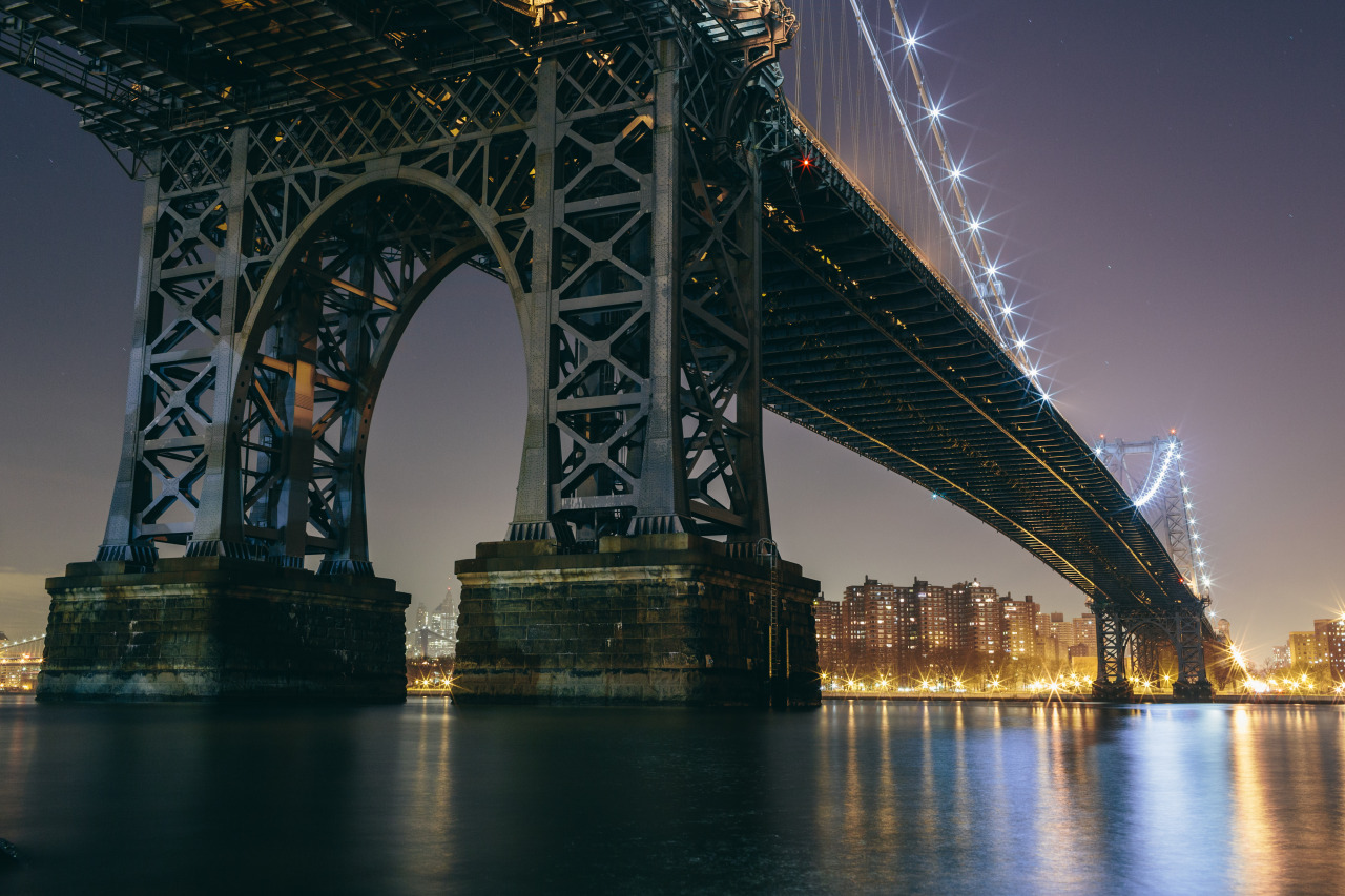 Williamsburg Bridge, January 2013