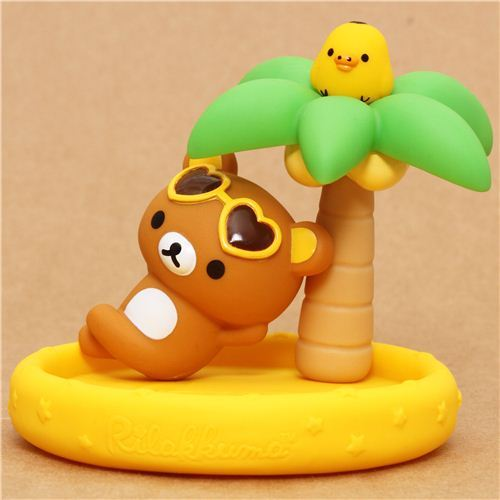 sckawaii:  Today on SCK: We love the new Aloha Rilakkuma collection! Find out more at Super Cute Kawaii!!