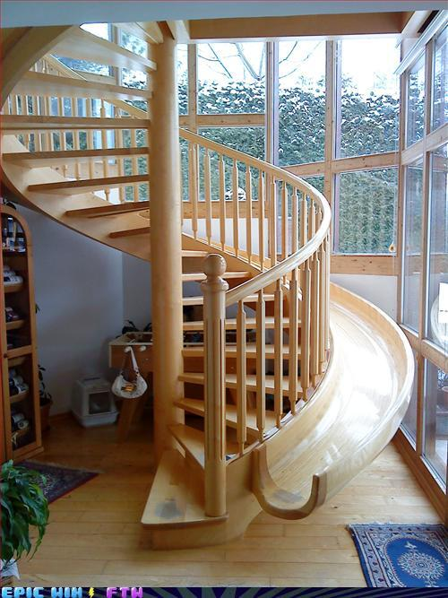 My dream stairs