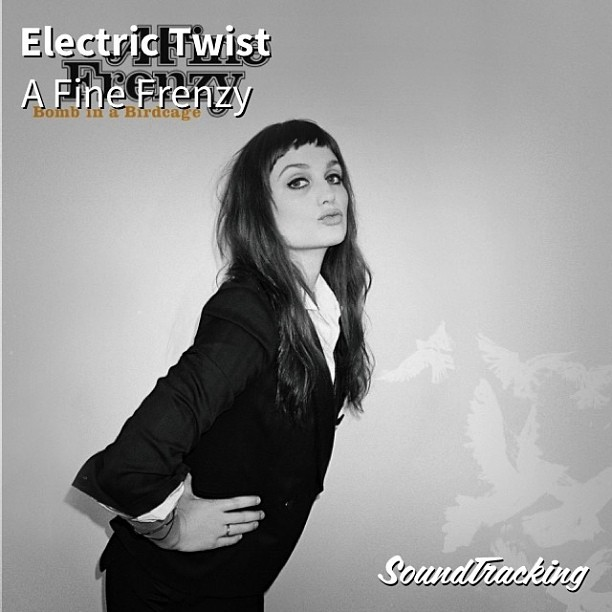 "#nowplaying ♫ ""Electric Twist"" by A Fine Frenzy 